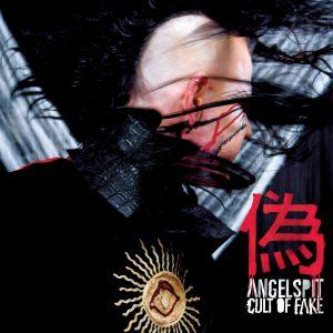 Anglespit -- Cult of Fake, naslovnica