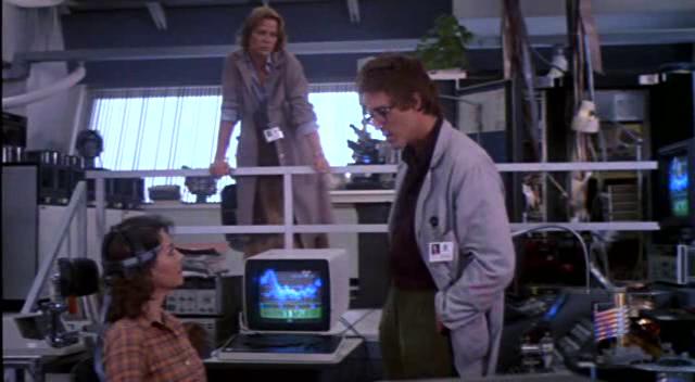 Glavni likovi: Lillian Reynolds (Louise Fletcher, gore), Karen Brace (Natalie Wood, lijevo) i Michael Brace (Christofer Walken, desno)