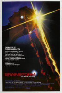 Plakat za film Brainstorm iz 1983.