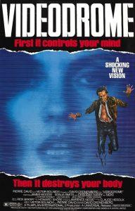 Plakat za film Videodrome