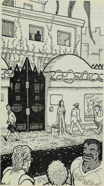 Ilustracija -- Adderova kuća