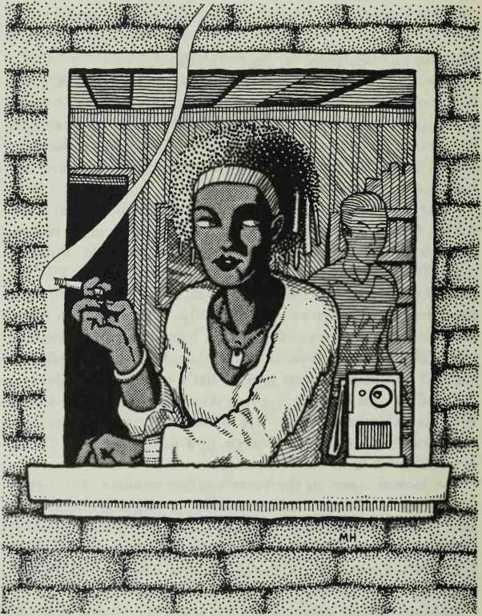Ilustracija -- Mary