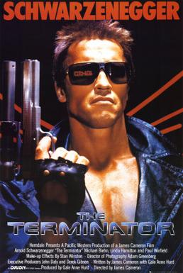 Plakat za film Terminator